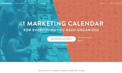 Effectively Manage Your Marketing With CoSchedule