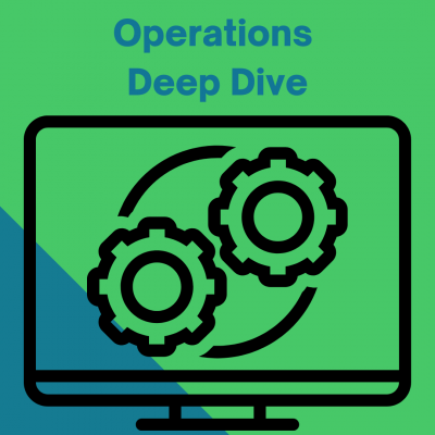 operations deep dive session